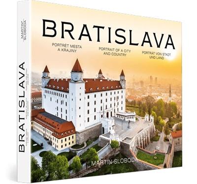 Kniha Bratislava