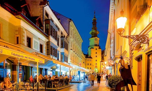 Bratislava Scavenger Hunt