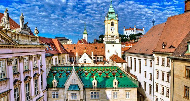 VIP-Führung in Bratislava
