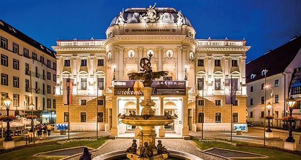 prehliadky Bratislavy pre VIP
