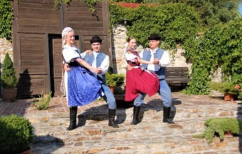 Slovak folklore party