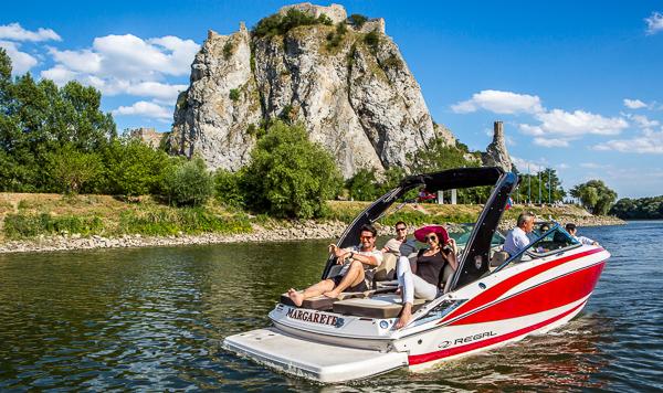 Bratislava danube boat ride