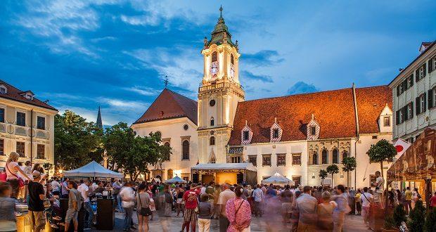 Bratislava Old Town Tour