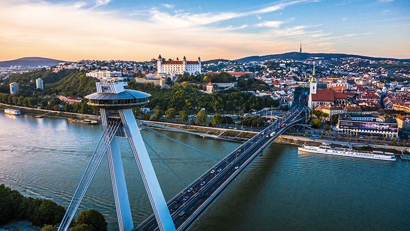 Bratislava VW Werkführung