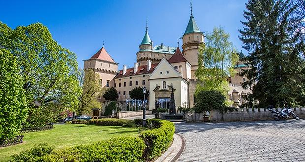 prehliadky Bratislavy - jednodňové výlety