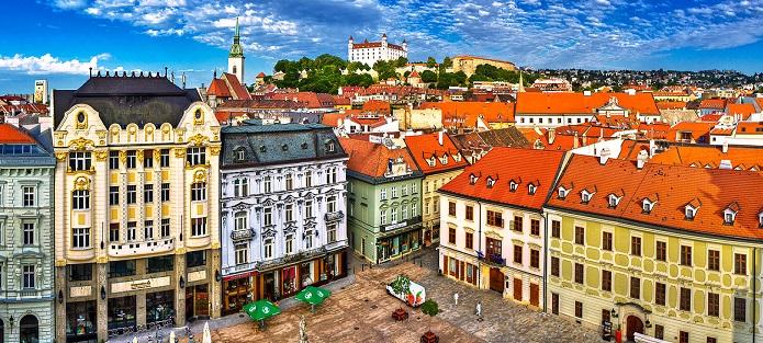 Prehliadka Starého Mesta Bratislavy