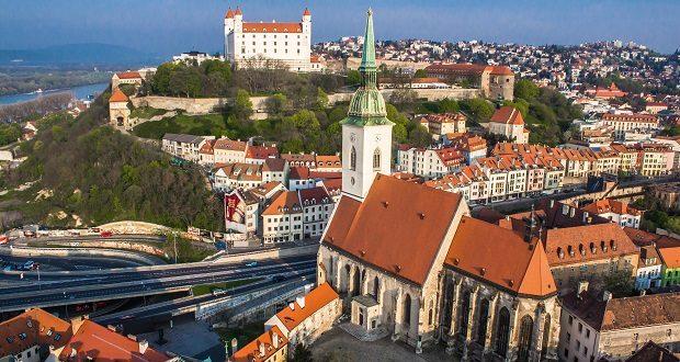 Stadtführung Bratislava – Burg und Altstadt