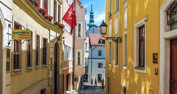 Bratislava Off the Beaten Path Tour