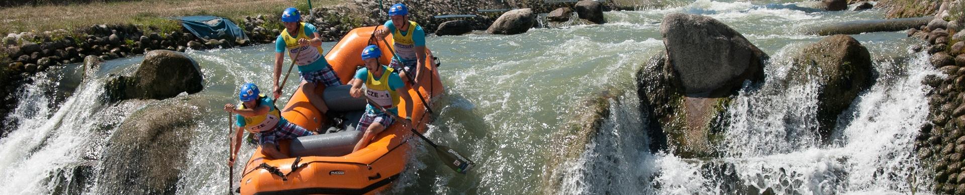 Bratislava Rafting