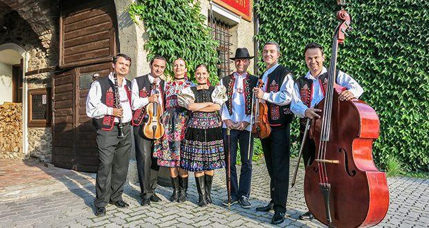 Slovenský folklórny večer
