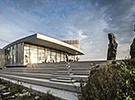 12. Danubiana Meulensteen– le musée d'arts modernes