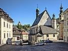 Slowakei Sehenswürdigkeiten Banska Stiavnica