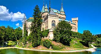 Cicmany & Schloss Bojnice