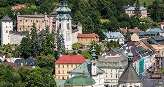 Jednodňové výlety z Bratislavy - Banská Štiavnica (UNESCO)