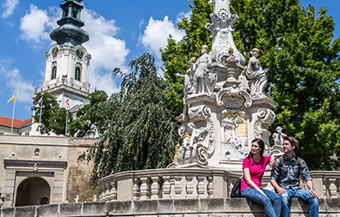 Burg Nitra & Schloss Topolcianky