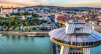 Bratislava Day Trip from Vienna