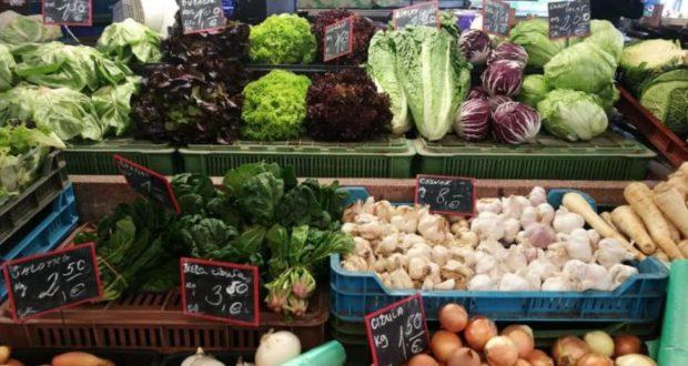 Prehliadka farmárskych trhov