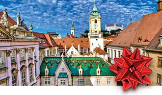 Bratislava Stadtführung mit Schmankerln
