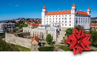 Bratislava Stadtführung mit Weinprobe