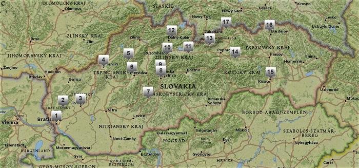 Slowakei sehenswürdigkeiten