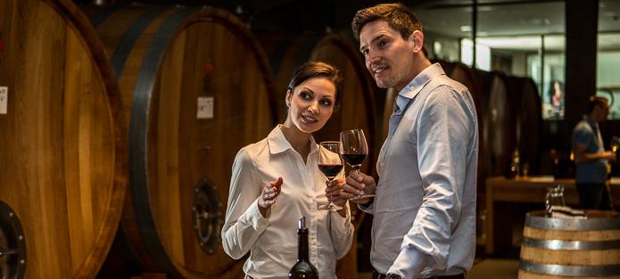 Bratislava Weinverkostung